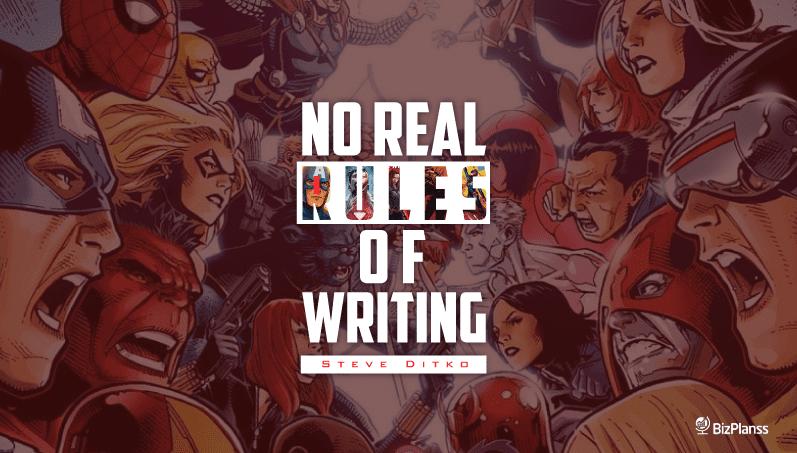 Marvel Comics Writer